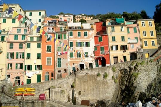 Buntes Dorf - Riomaggiore