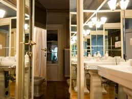 Badezimmereingang