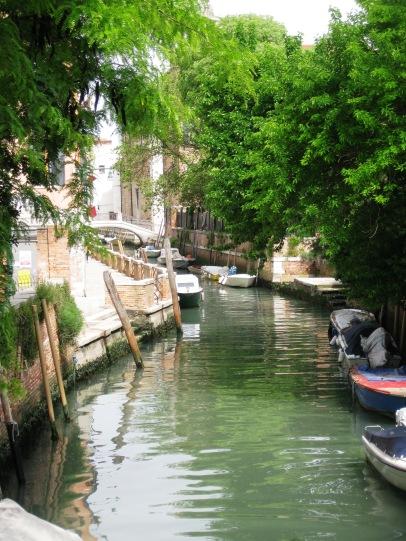 Verschwiegener Kanal